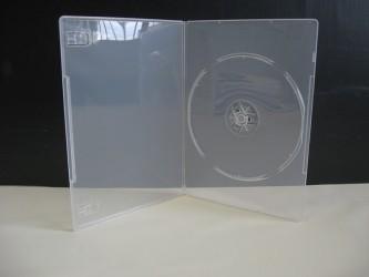 Boîtier DVD simple mince