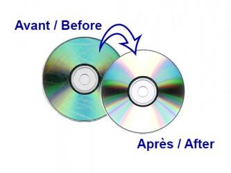Service de resurfaçage de disques