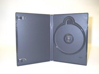 Single ALPHApak DVD Case