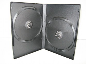 Boîtier DVD double