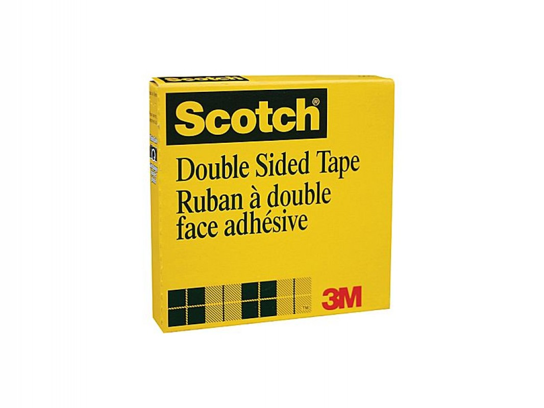 3m scotch 665 double sided tape biblio rpl lt e. Black Bedroom Furniture Sets. Home Design Ideas