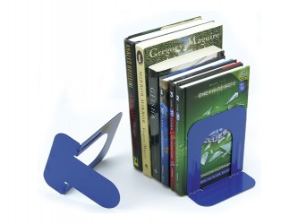 Metal Bookends with plain base