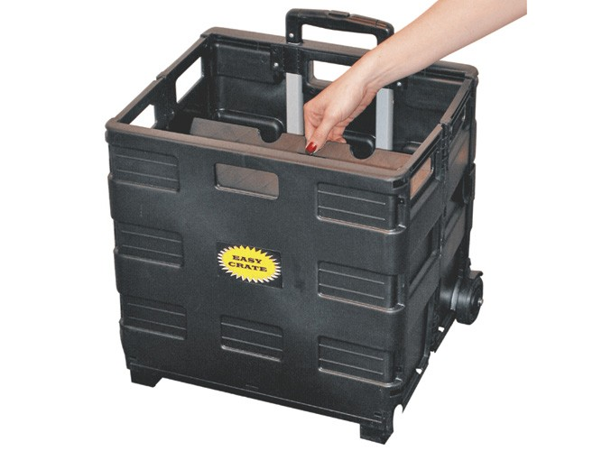 Easy Crate Rolling Cart Biblio Rpl Lt 233 E