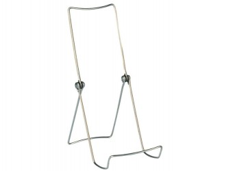 Adjustable Zinc Plated Display Easel