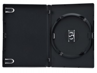 Single DVD Case - Red Tag System