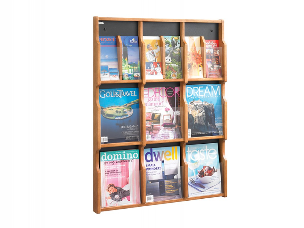 Expose Magazine Wall Display Biblio Rpl Lt 233 E