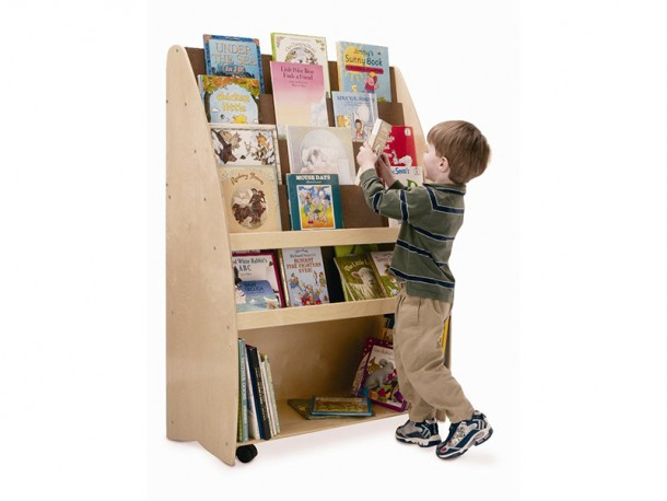 pr sentoir mobile pour livres newwave de whitney brothers biblio rpl lt e. Black Bedroom Furniture Sets. Home Design Ideas