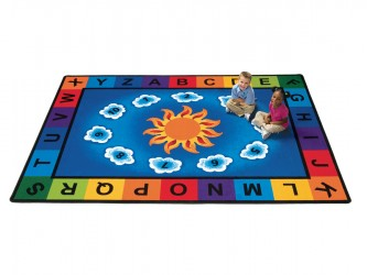 "Tapis de lecture pour enfants ""Sunny Day"" de Carpets For Kids"
