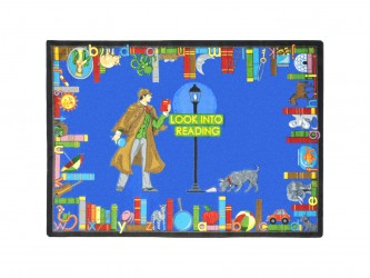 "Tapis de lecture pour enfants ""Look Into Reading"" de Joy Carpets"