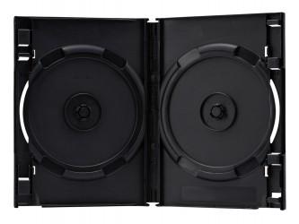 Double DVD Case - Zenith System