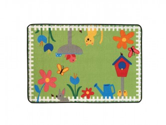 "Tapis pour enfants ""KIDS Value Rugs - Garden Time"" de Carpets for Kids"
