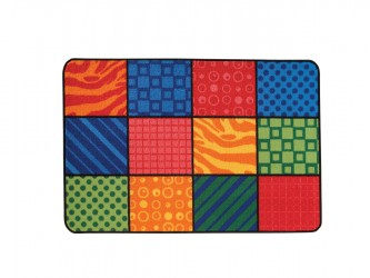 Carpets for Kids KIDS Value Rugs Patterns at Play Carpet
