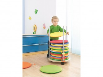 HABA Floor Cushions and Carousel