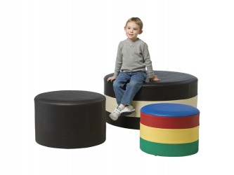 Gressco Children's Reading Ottoman