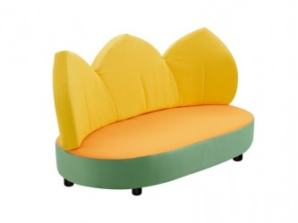 Sofa floral HABA de Gressco