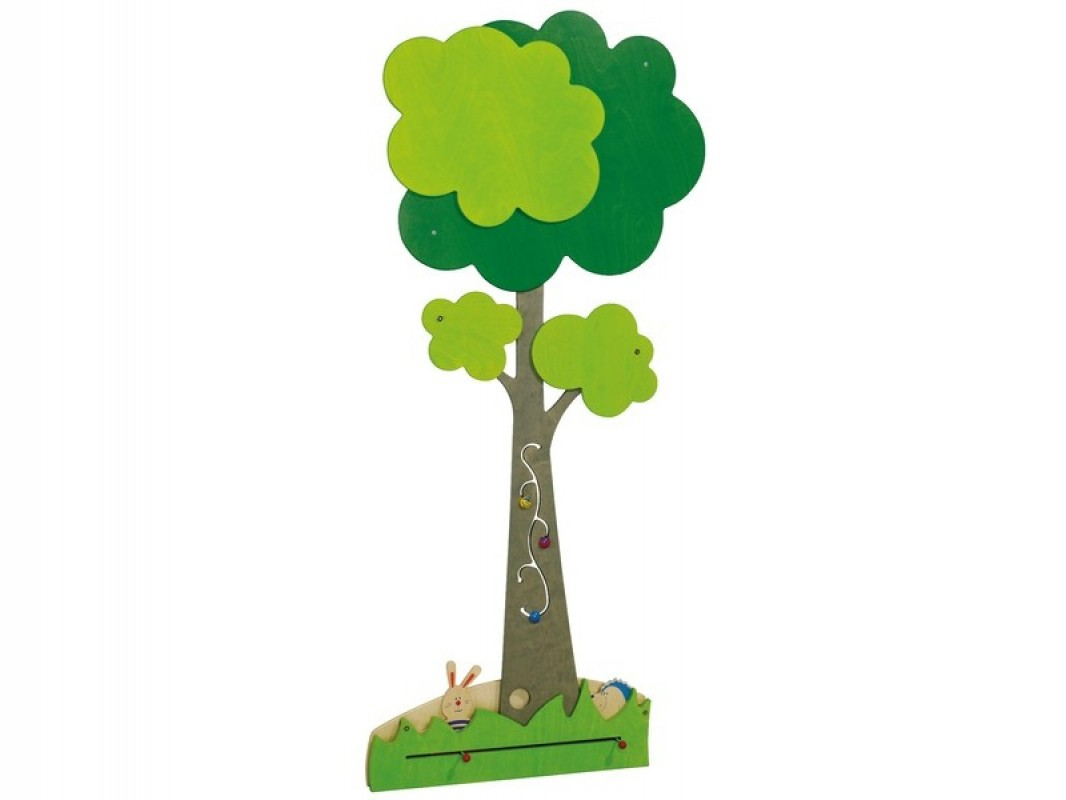 Haba Wooden Play Wall Decoration Tree Biblio Rpl Lt 233 E