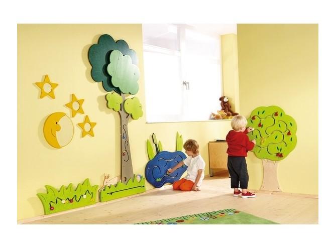 HABA Wooden Play Wall Decoration - Fruit Tree - Biblio RPL Ltée