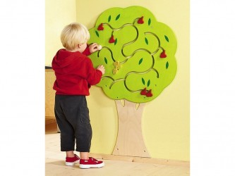 HABA Wooden Play Wall Decoration - Fruit Tree