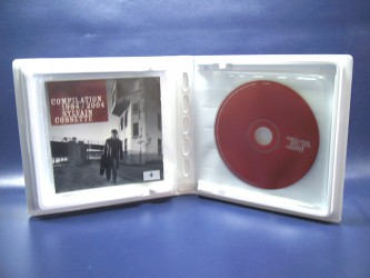 Sealed-In Disc Holders