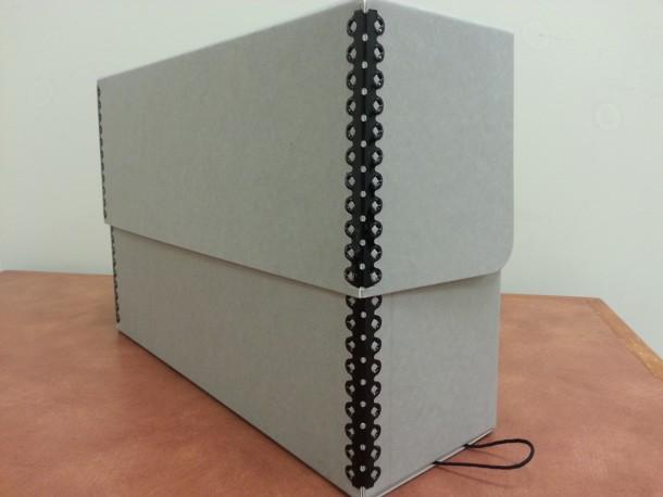 Boîte de documents