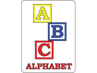 Classification Labels - Alphabet