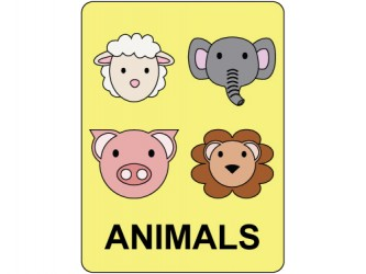 Classification Labels - Animals