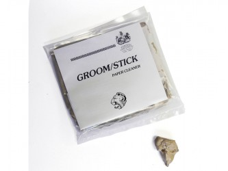 Groom Stick Paper Cleaner