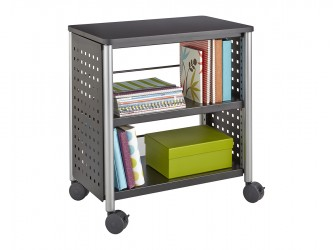 Safco Scoot Mobile Bookcase