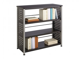 Safco Scoot 3 Shelves Bookcase
