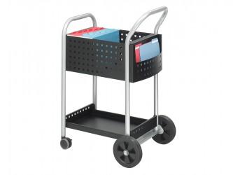 Chariot de courrier Scoot de Safco
