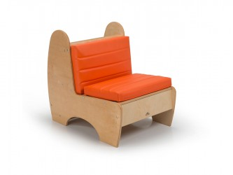 Chaise contemporaine de lecture de Whitney Brothers