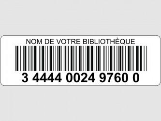 Laminated Laser Barcodes