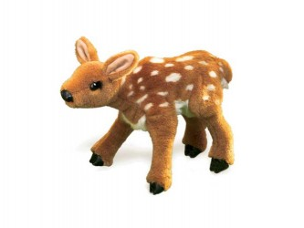 Folkmanis Fawn Hand Puppet