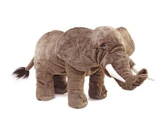 Marionnette à main Éléphant de Folkmanis
