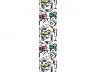 """Chimpanzees"" Biblio RPL Bookmarks"