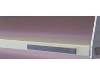 Porte-étiquettes magnétiques