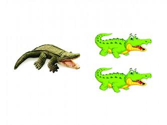 Ensemble mini de mascotte - Les alligators