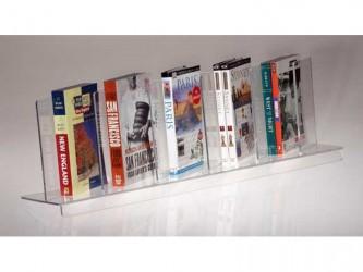 Présentoir de livres pour étagères