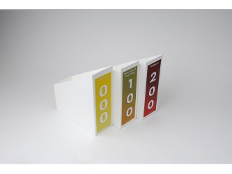 Dewey Shelf Dividers Set