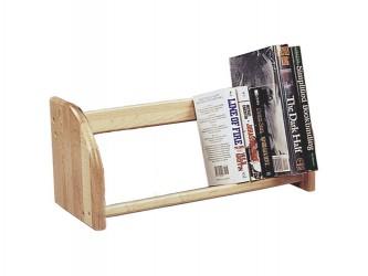 Étagère en bois pour livres
