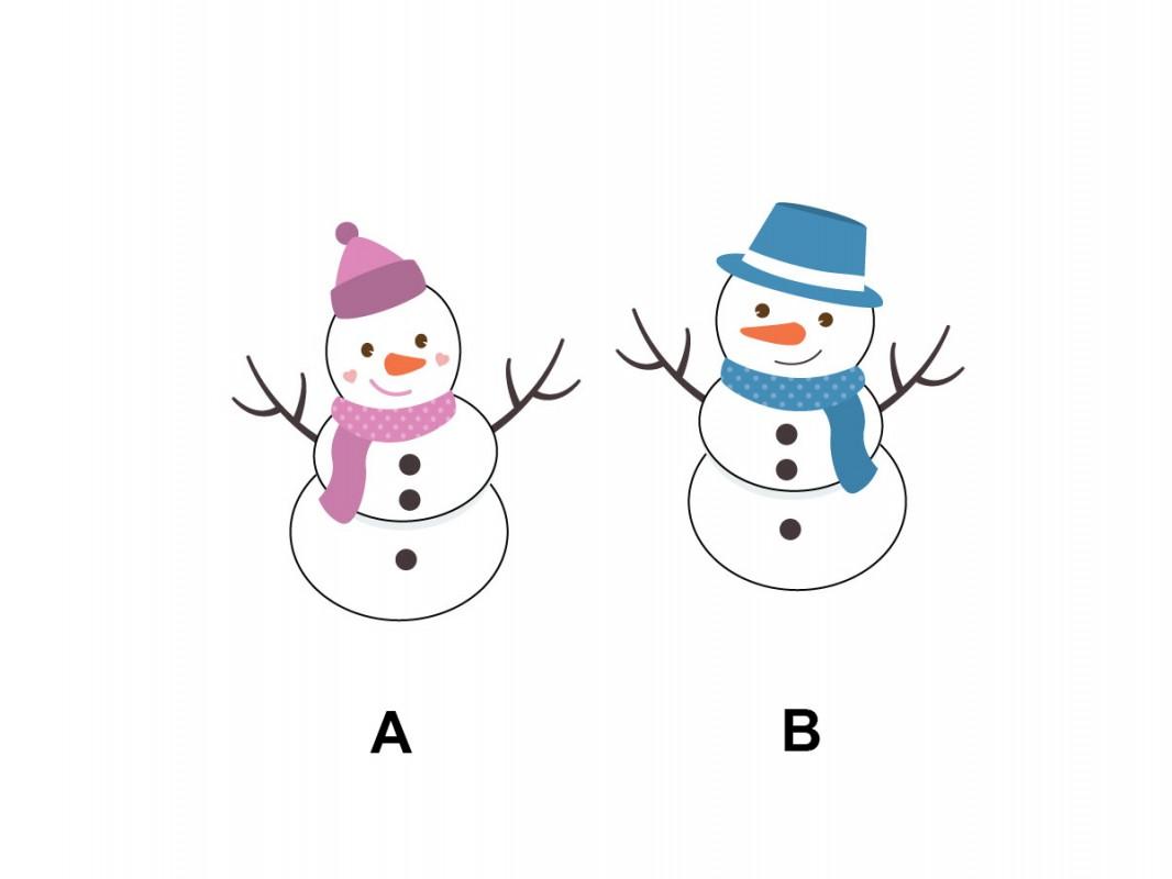 Christmas Vinyl Wall Decals - Snowman - Snowwoman - Biblio ...