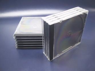 CD Case - Capacity: 1