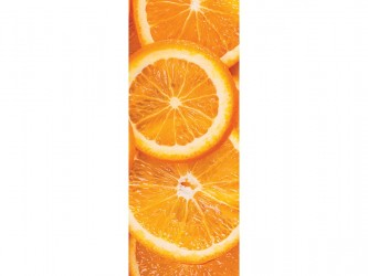 Orange Scratch-and-sniff Bookmarks