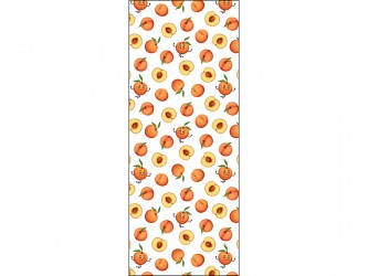 Peach Scratch-and-sniff Bookmarks