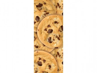 Chocolate Chip Cookie Scratch-and-sniff Bookmarks