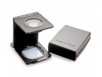 Bausch & Lomb Linen Tester Magnifier