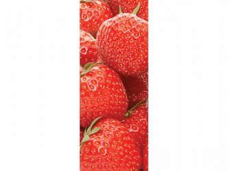 Strawberry Scratch-and-sniff Bookmarks