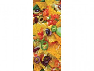 Nachos Scratch-and-sniff Bookmarks