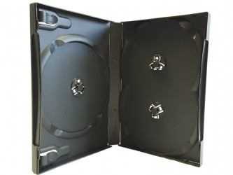 Scanavo DVD Case - 3 Discs