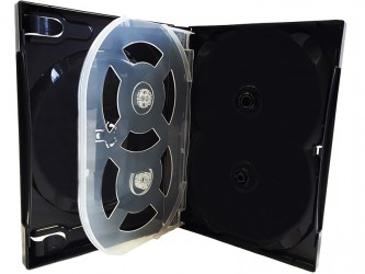 Scanavo DVD Case - 5 Discs